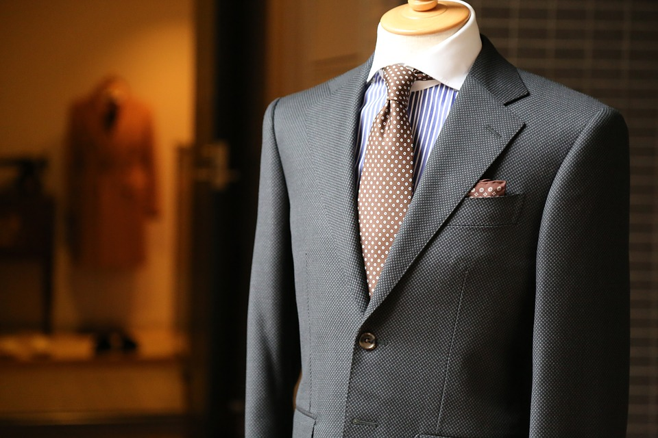 Bespoke tailor-made suits