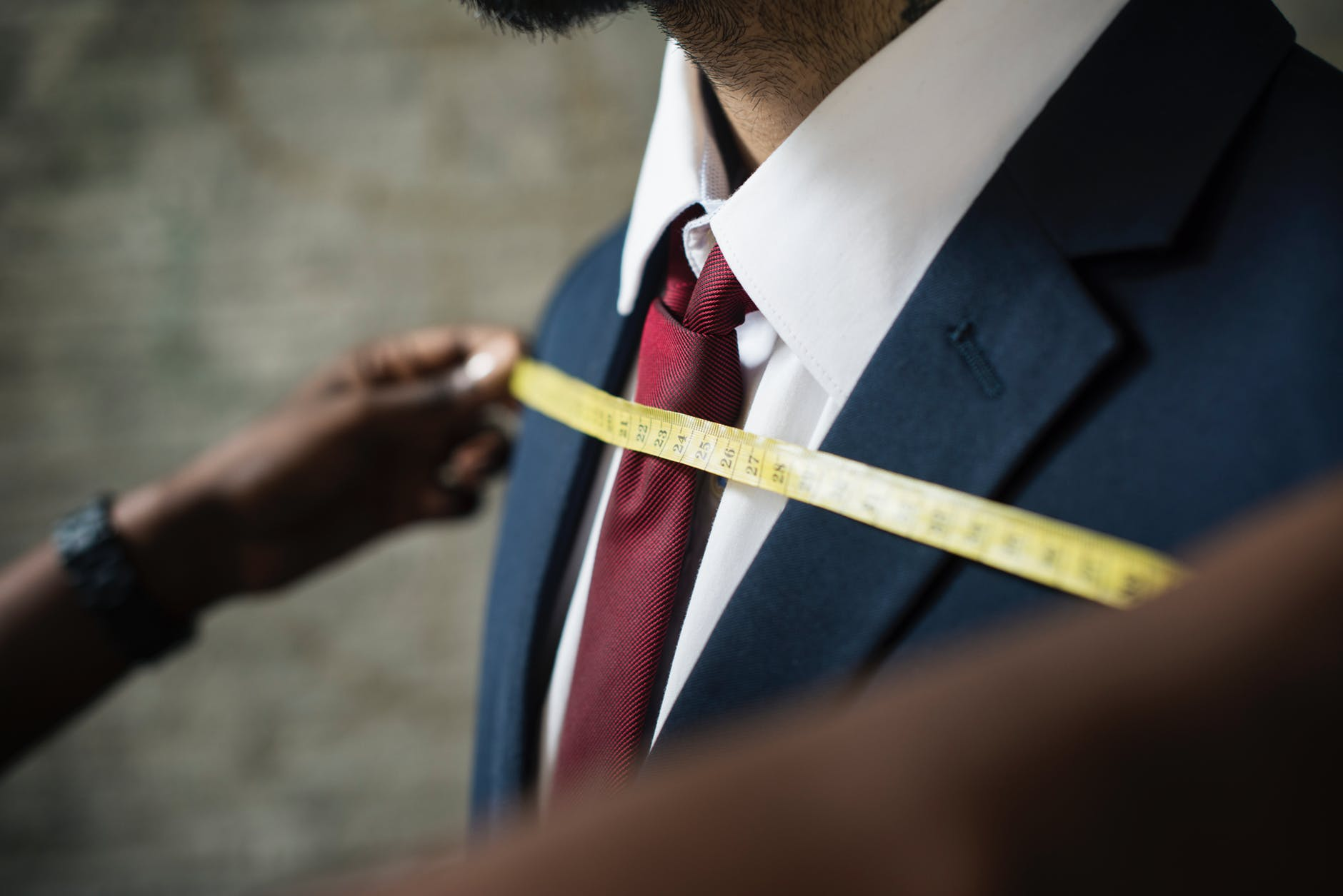 Bespoke Tailor in Hong Kong
